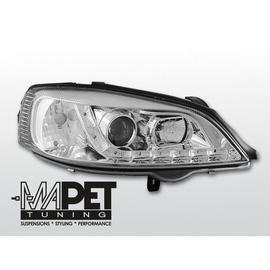 Opel Astra G - diodowe CHROM LED -  LPOP37