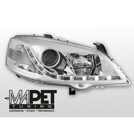 Opel Astra G - CHROM LED - didodowe LPOP39