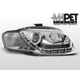Audi A4 B7 04-08 CHROM ED diodowe LPAU41
