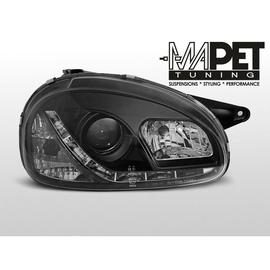 Opel Corsa B - diodowe BLACK LED -   LPOP56