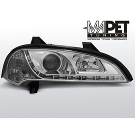 Opel Tigra A - DayLight CHROM LED - LPOP57