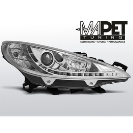 Peugeot 207 - DayLight CHROM LED -   LPPE22