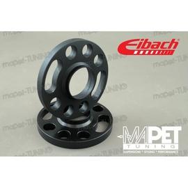 DYSTANSE EIBACH SYSTEM 9 - BLACK - 15mm - 4x100 , 5x100 , 4x108 , 5x112