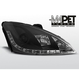 Ford Focus I 01-04 DayLight BLACK LED - LPFO25