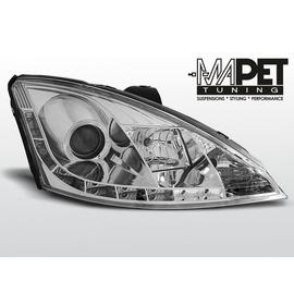 Ford Focus I 01-04 DayLight CHROM LED - LPFO24