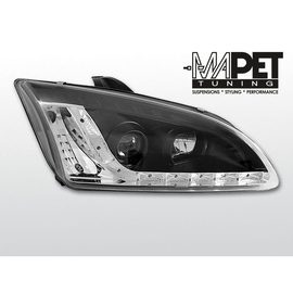 Ford Focus II - BLACK LED - diodowe  LPFO19