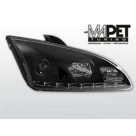 Ford Focus II - DayLight BLACK LED -  LPFO21