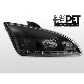 Ford Focus II - DayLight BLACK LED - LPFO21