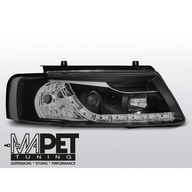 VW Passat B5 - diodowe BLACK LED - LPVWE7