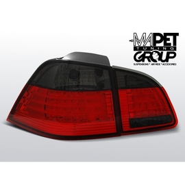 BMW E61 Touring  Red / Black Led  Diodowe LDBM34
