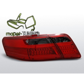 Toyota Camry 6 - Red Black LED diodowe LDTO05