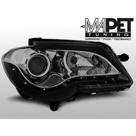 VW Touran - BLACK LED - Diodowe DEPO LPVWF5