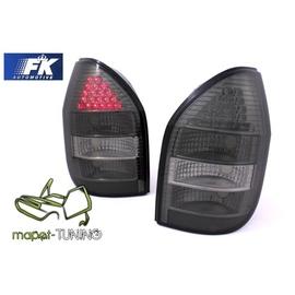 Opel Zafira A - LED Black - czarne Diodowe FK LDOP41