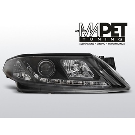 Renault Laguna 2 - BLACK LED - diodowe  LPRE18