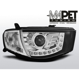 Mitsubishi L200 - DayLight CHROM LED -  LPMI09
