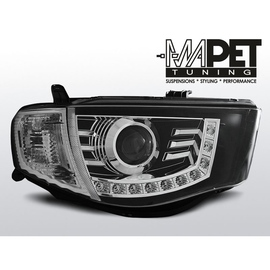 Mitsubishi L200 - DayLight BLACK LED -  LPMI10
