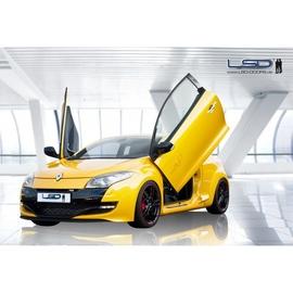 LSD Lambo Style Doors Renault Megane 3 2010-