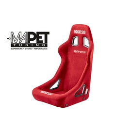 Fotel SPARCO SPRINT - czerwony
