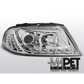 VW Passat B5 FL CHROM LED diodowy kierunkowskaz LPVWC7