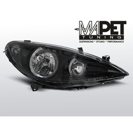 PEUGEOT 307 01-05 ANGEL EYES BLACK LPPE05 DEPO