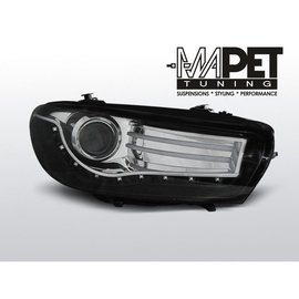 VW SCIROCCO III 08- LED diodowe BLACK LPVWG9 DEPO