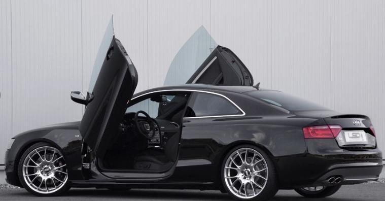 Lsd Lambo Style Doors Audi A5 S5 Mapet Tuning
