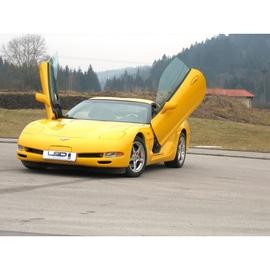 LSD Lambo Style Doors Chevrolet Corvette C5
