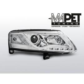 Audi A6 C6 (04-08) - LED TUBE LIGHT CHROM LPAU95