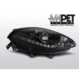 Fiat Bravo II - DayLight BLACK LED - LPFI18