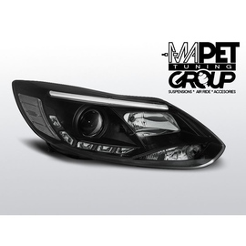 Ford Focus III 11-  TUBE LIGHTS BLACK - LPFO57
