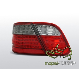 Mercedes CLK (W208) Red / Smoke LED - DIODOWE LDME39