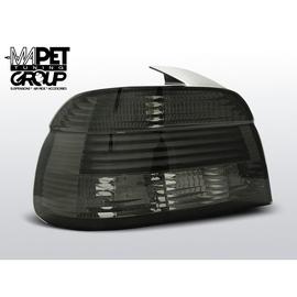 BMW E39 Sedan 00 - 03   SMOKED BLACK LED LIFTING - dymione diodowe LDBM65