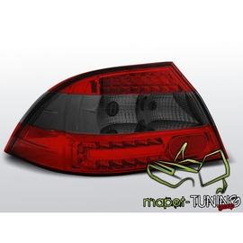 Mitsubishi Lancer 7 Sedan - Red Smoke LED diodowe LDMI03