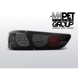 Mitsubishi Lancer 8 Sedan - Smoked Black LED diodowe LDMI07