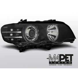 BMW E53 X5 Angel Eyes BLACK LED INDICATOR LPBMB5