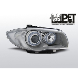 BMW 1 E87 / E81 04-11 CHROIM Angel Eyes RING LPBMA3