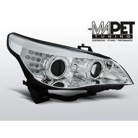 BMW E60 / E61 CHROM LED MIGACZ diodowe CCFL LPBMC0