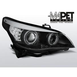 BMW E60 / E61 BLACK LED MIGACZ diodowe LPBMC1